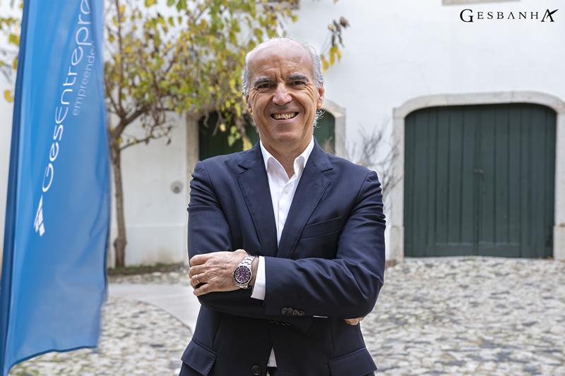 Francisco Banha, Presidente do Grupo Gesbanha